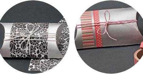Cajitas de regalo