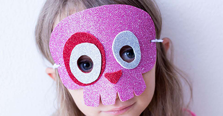 Máscaras de Halloween